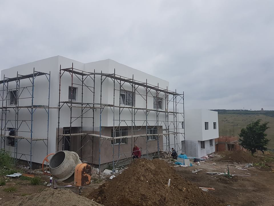 Ansamblul rezidential new concept house for New concept homes