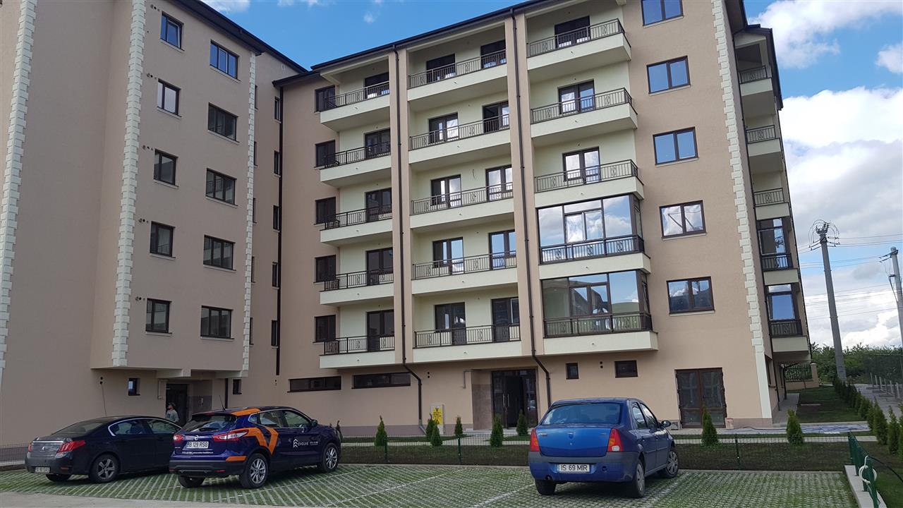 Apartamente Aleea Tudor Neculai