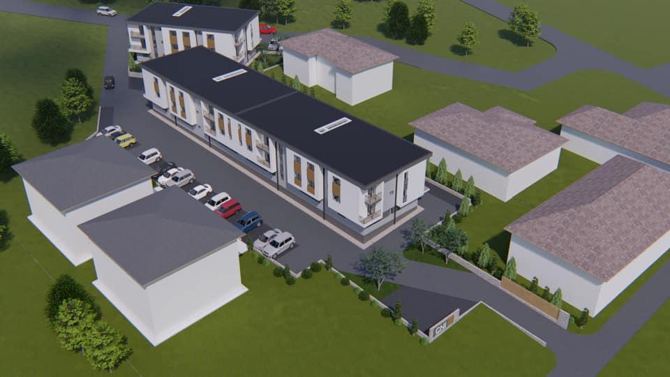 Apartamente noi Dealul Galata