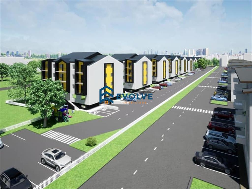 Apartament 1 camera, bloc nou, Expo Mobila