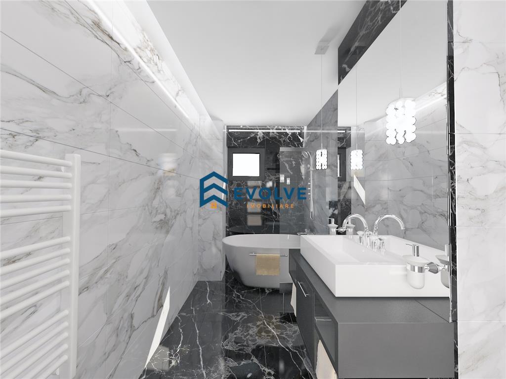 Apartament Copou  Parcul Expozitiei, finisaje Premium