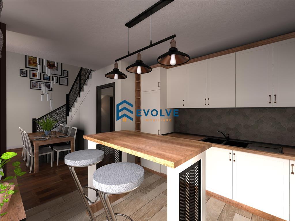Casa tip duplex