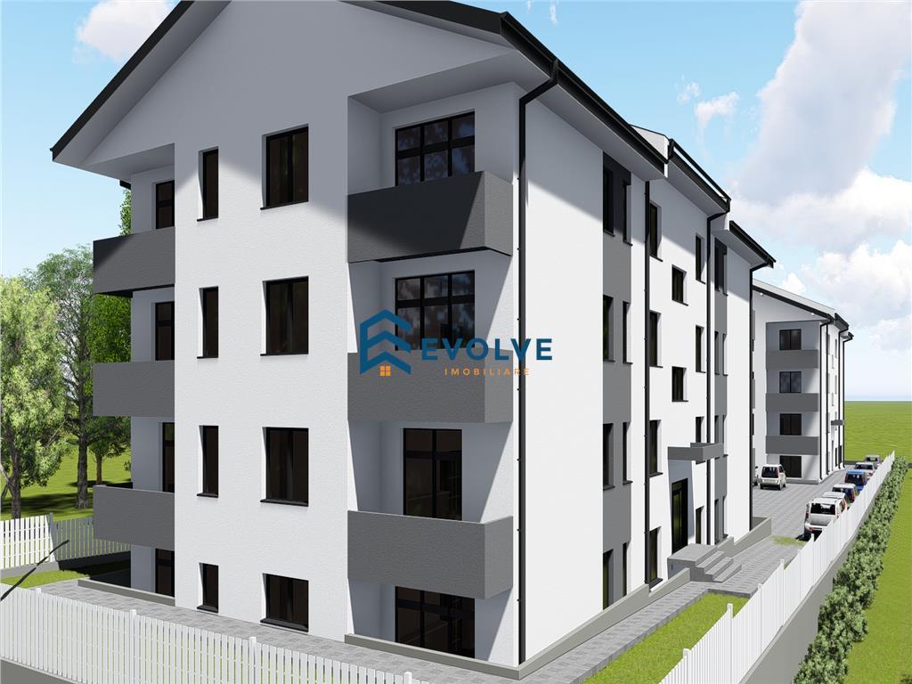 Apartament 1 camera 35 mp Popas Pacurari