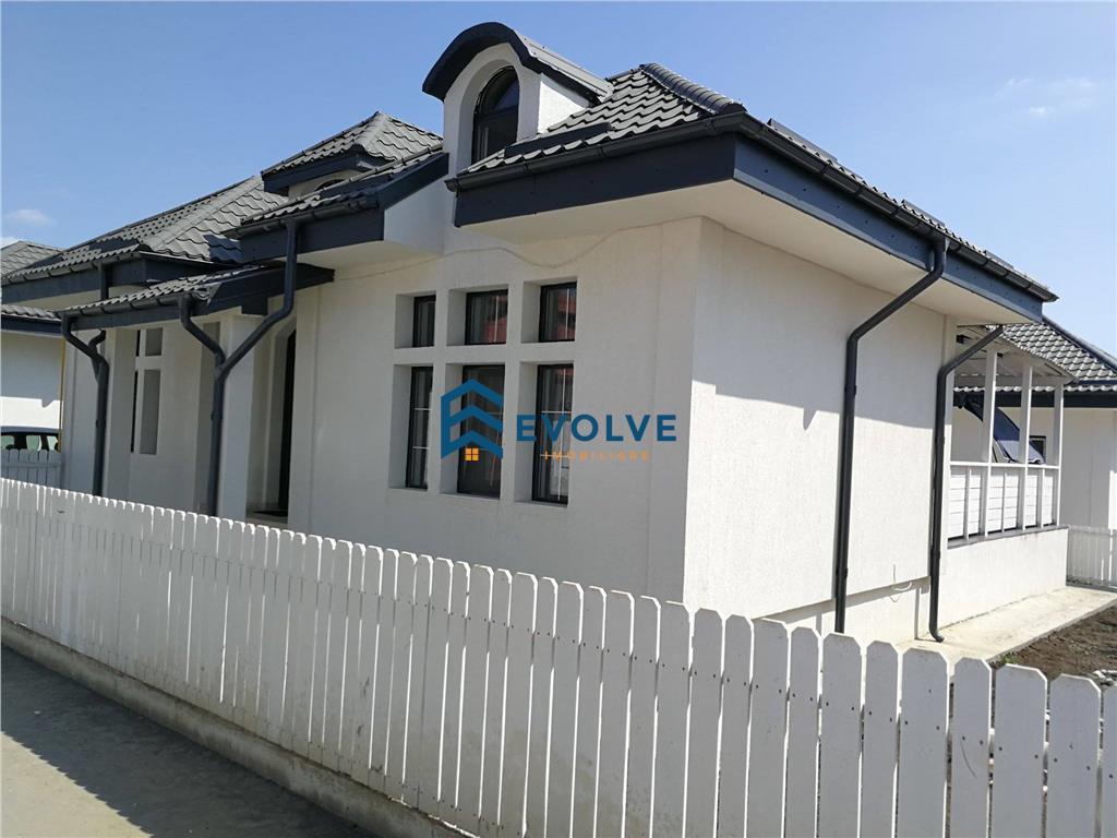 Casa individuala, 75 mp utili, 250 mp teren, direct de la dezvoltator!