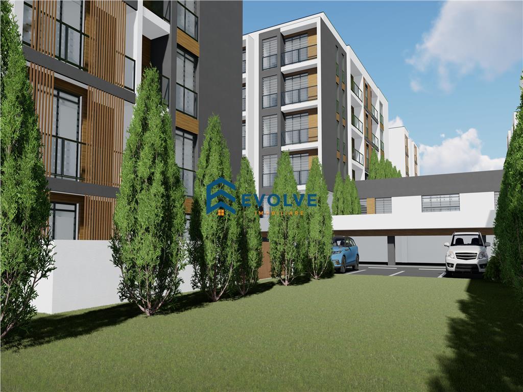Apartament 1 camera in Copou, complex nou, Pret promotional!