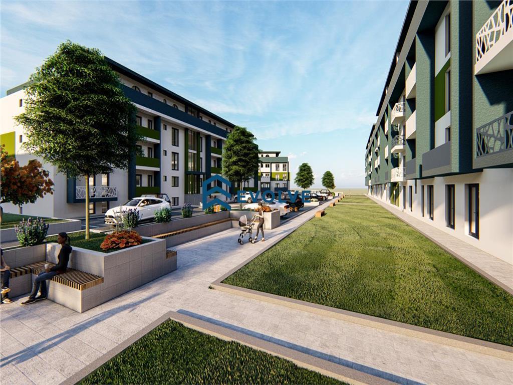 Apartament 2 camere 55 mp Pacurari  Kaufland