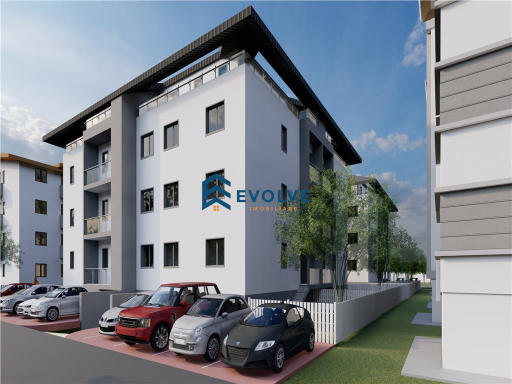 Apartament 2 camere , 51 mp, Aleea T. Neculai
