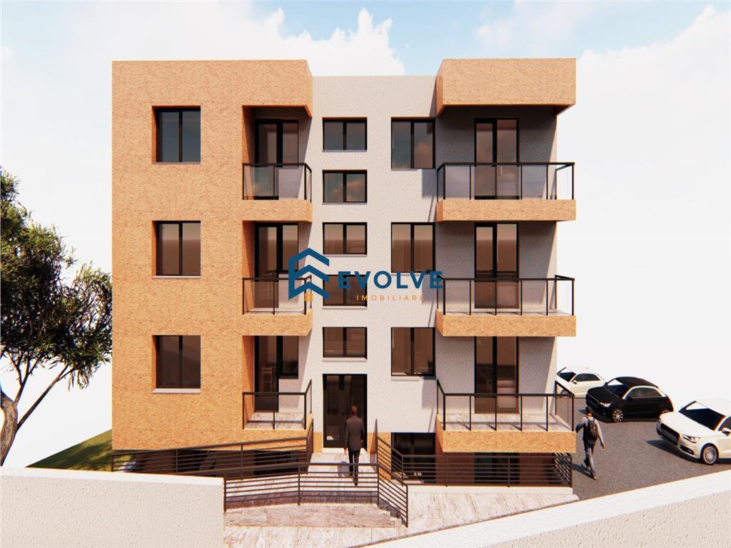 Apartament cu 2 camere decomandat 58 mp, Rediu