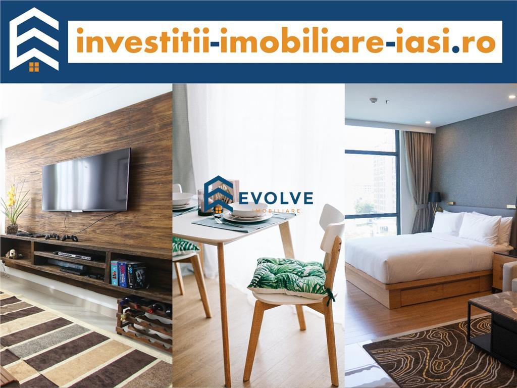 Apartament nou cu 2 camere pentru investitie!