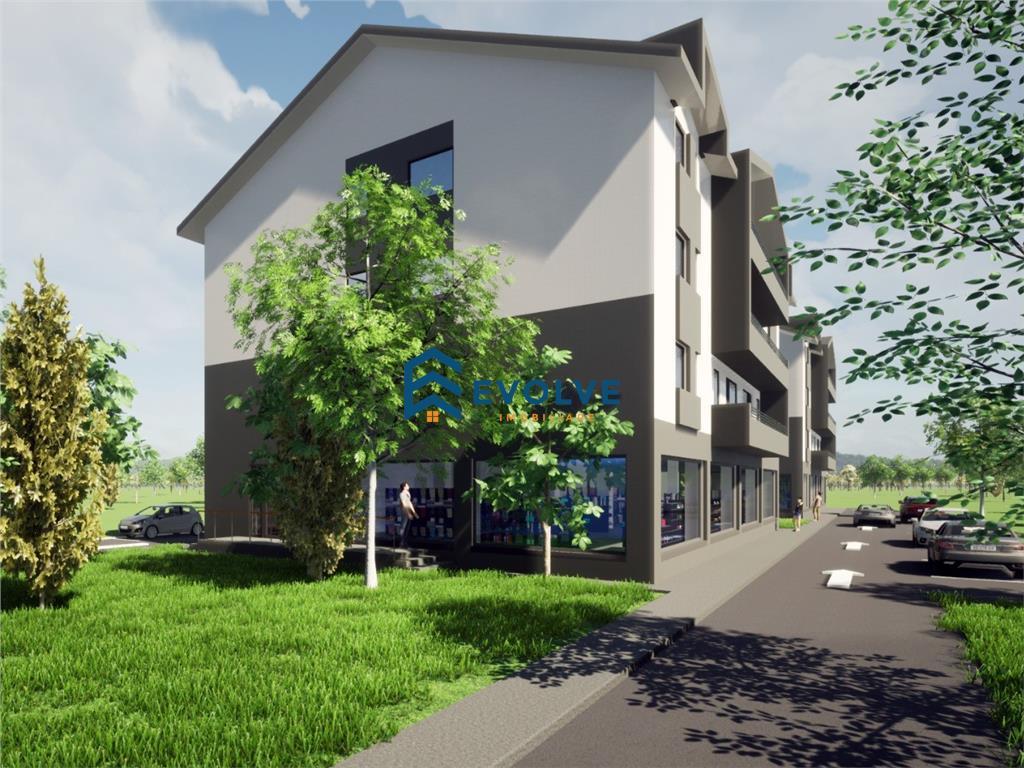 Apartament cu 2 camere decomandat, 57 mp,  zona Capat CUG