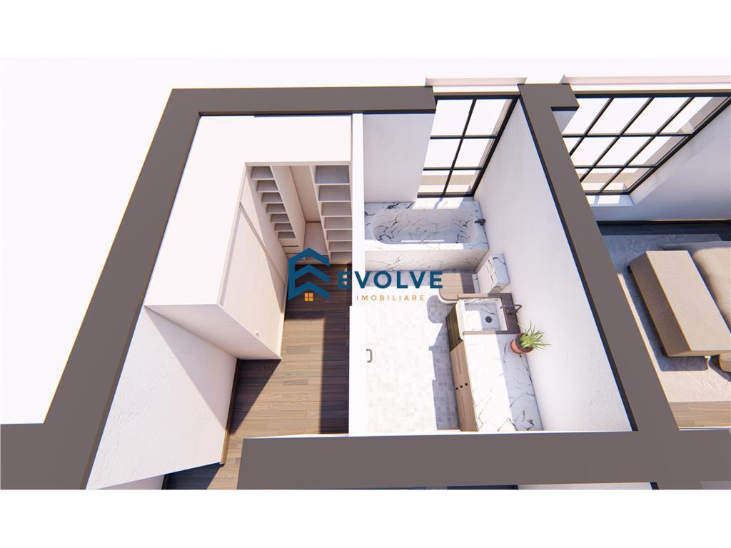 Casa 4 camere cu garaj, 146 mp utili si 820 mp teren in Sorogari