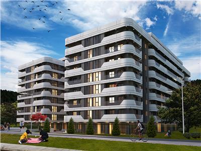 Apartament cu 1 camera, 41.27 mp, zona Tatarasi - Metalurgie