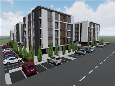 Apartament 3 camere in Copou, complex nou, Pret promotional!