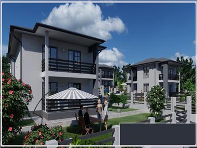Casa individuala Breazu, 5 camere, ansamblu rezidential