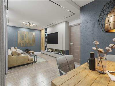 Apartament 2 camere Tip 2A