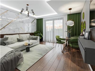 Apartament 2 camere Tip 2B
