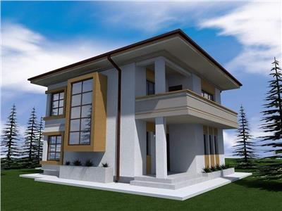 Vila cu arhitectura moderna, Valea Adanca - 5 Drumuri