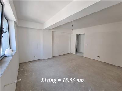 2 camere decomandat, bloc nou,  Nicolina - Belvedere!