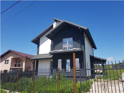 Casa individuala, finalizata, Valea Adanca - 5 Drumuri