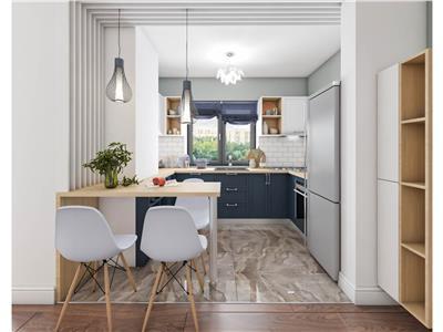 Apartament cu 3 camere, bloc nou in Tatarasi Ciurchi