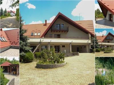 Vila de lux Bucium 430mp+2600mp de curte 1600 euro!