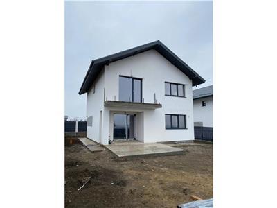Casa in Breazu, P+E+Pod, 4 camere si 410 mp teren
