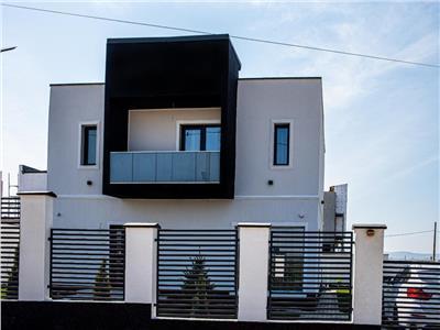 Casa de vanzare 1.2 km Soseaua Bucium, 104 mp utili
