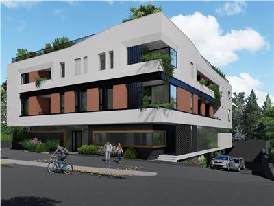 Apartament cu 1 camera, 37 mp, bloc nou, Bucsinescu