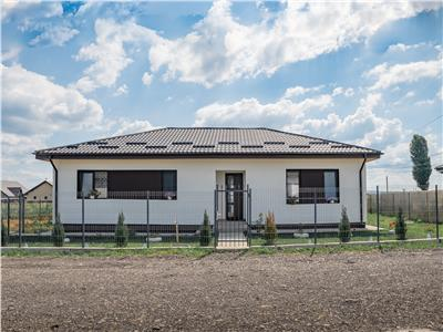 Casa cu 4 camere de vanzare, 450 mp teren - comuna Mirosava